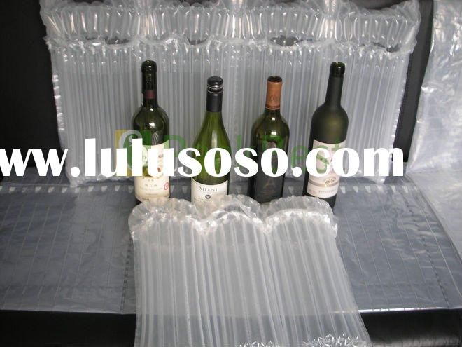 Blow up Air Bags (for wine bottle & glass)