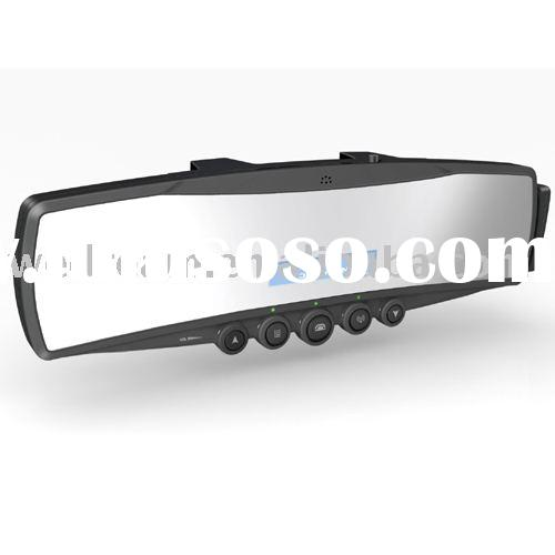 Bluetooth rearview mirror car kit WD0608