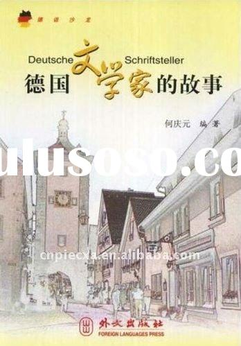 Book of Stories of German Famous Writers(German & Chinese)