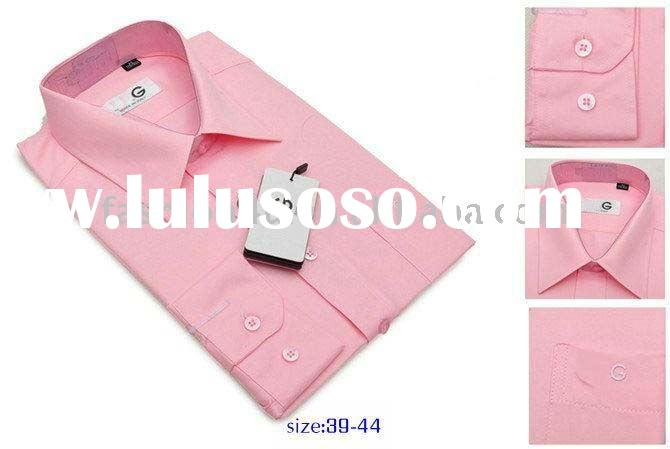 Bright Colored Dress Shirts for Men