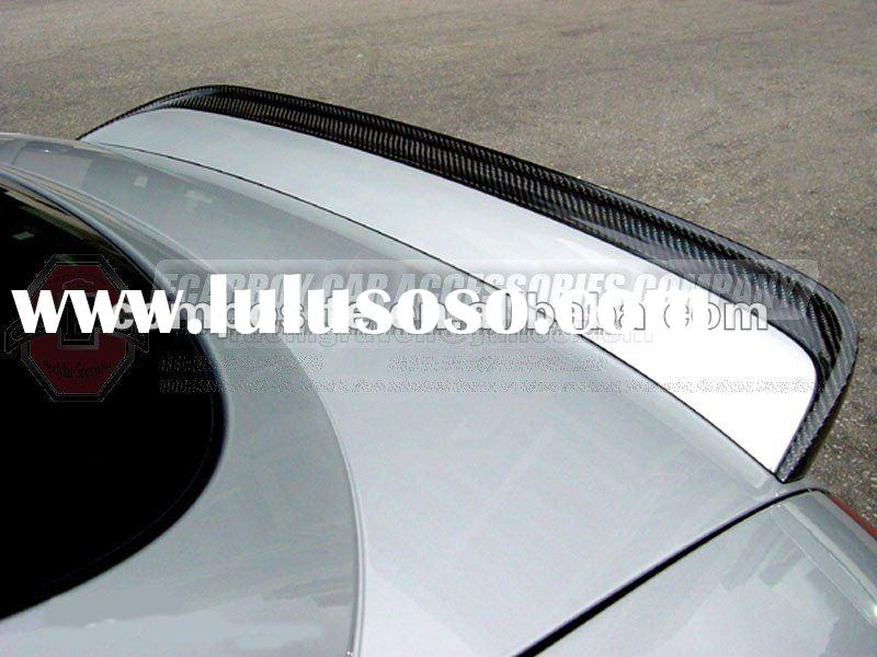CARBON FIBER AUDI 00-06 TT 1.8T REAR WING TRUNK SPOILER (Brand new, no MOQ,In stock, Free shipping)