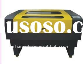 CY4060 acrylic laser cutting machine for leather