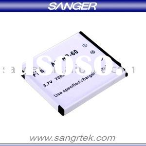 Camera Battery for CASIO CNP 60