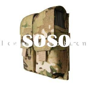 Camoflage double M4 Mag Pouch