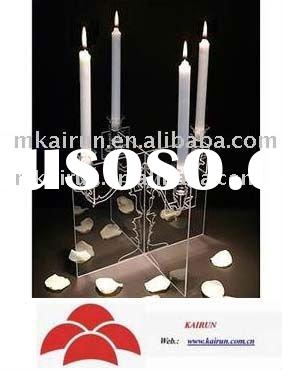 Candlesticks; Acrylic Candelabra; Candle Holder; Acrylic display; Candle Stands