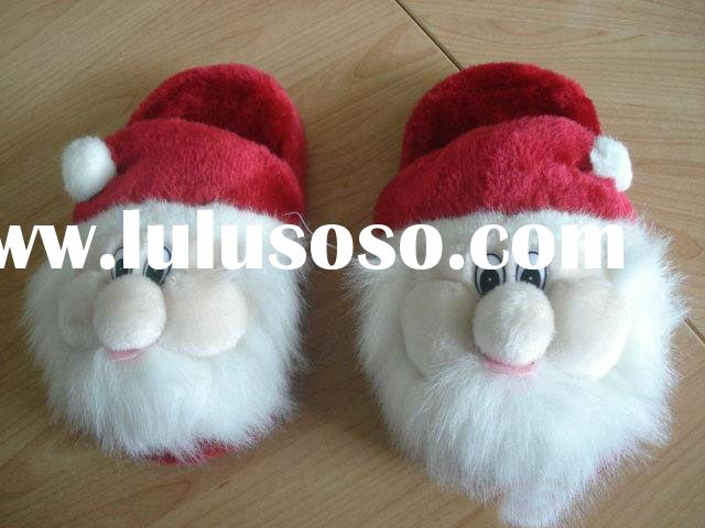 Cartoon Soft Plush Indoor Slippers