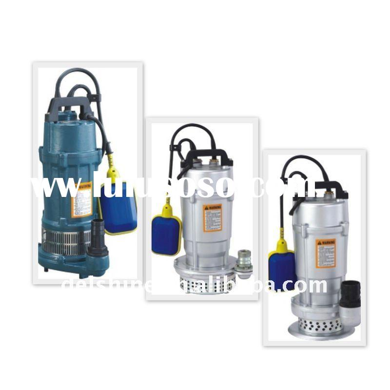 Cast iron or Aluminum Water Jet 668L 40Celsius Deep Well Submersible Pump pond pump