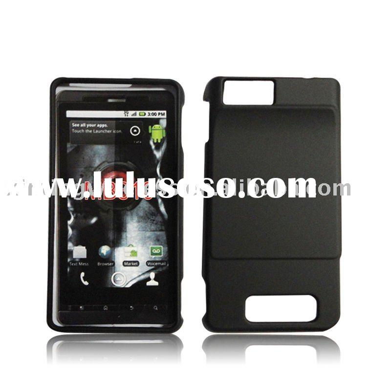 Cell Phone Accessory Rubber Case for Motorola Droid X(MB 810)