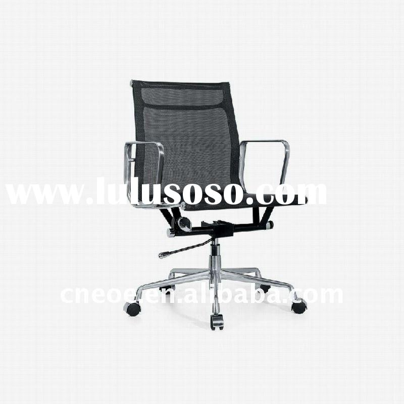 Charles Eames aluminium frame popular mesh office chair(3402B)