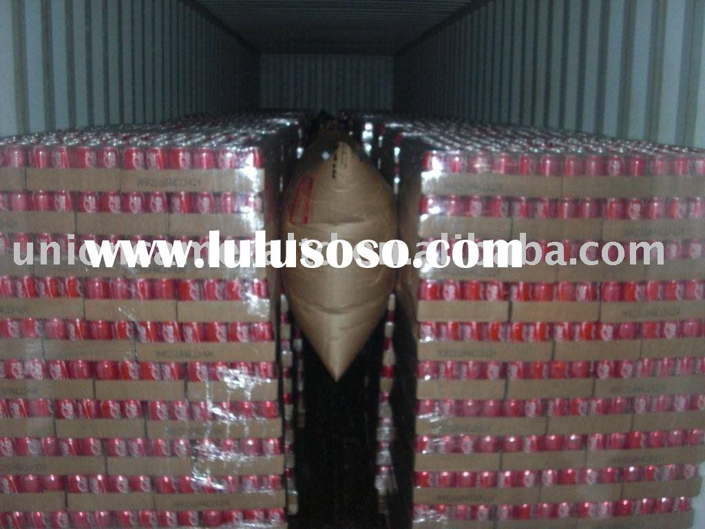 Coca Cola Classic 355ml cans made in USA on CFR Main World Ports