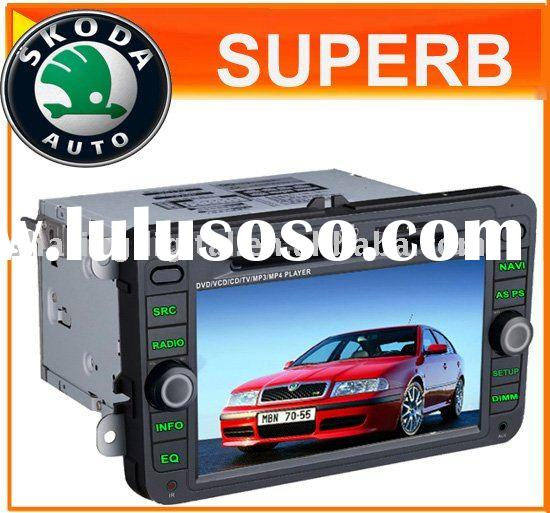 Dashboard Car DVD Player for Skoda