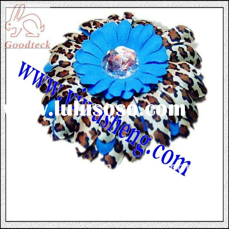 Diasy flowers Artificial Flowers Leopard daisy flowers Leopard w/ turquoise Daisy flowers