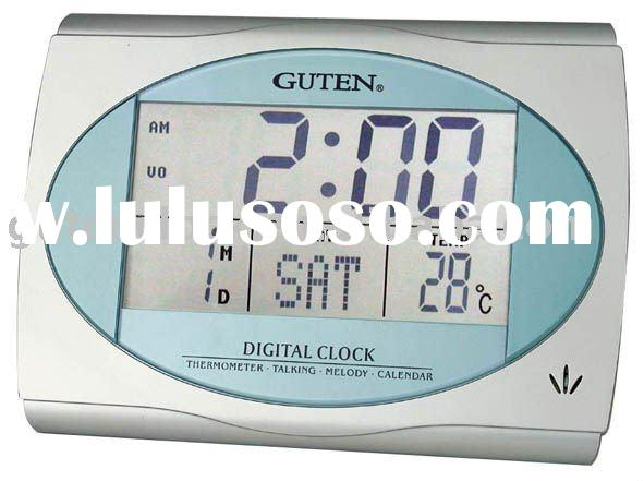 Digital Clock with Alarm Function