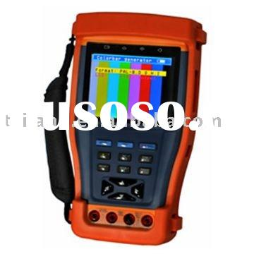 "Digital Multimeter 3.5"" TFT Camera Video, Audio, RS485 CCTV PTZ Tester"