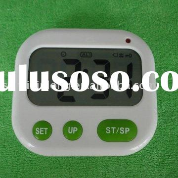 Digital Timer with alarm clock/hour meter/time hour/chronometer
