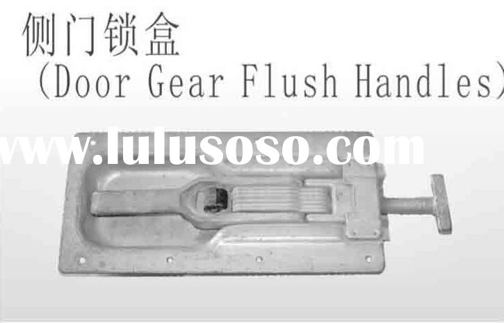 Door gear Flush Handles for truck body parts