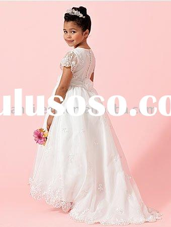 EF0030 Little Princess Beautiful Flower Girl Dress