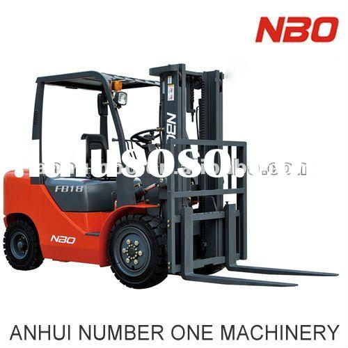 Electric Forklift battery power pallet truck container handler forklift