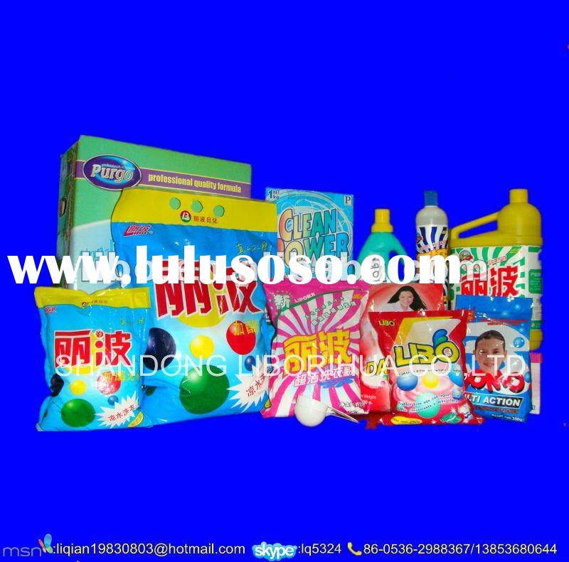 Enzyme High Effective washing powder