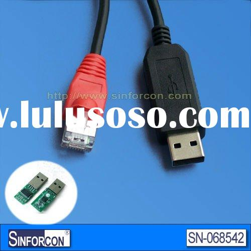 FT232RL USB RS485 to RJ45 converter cable