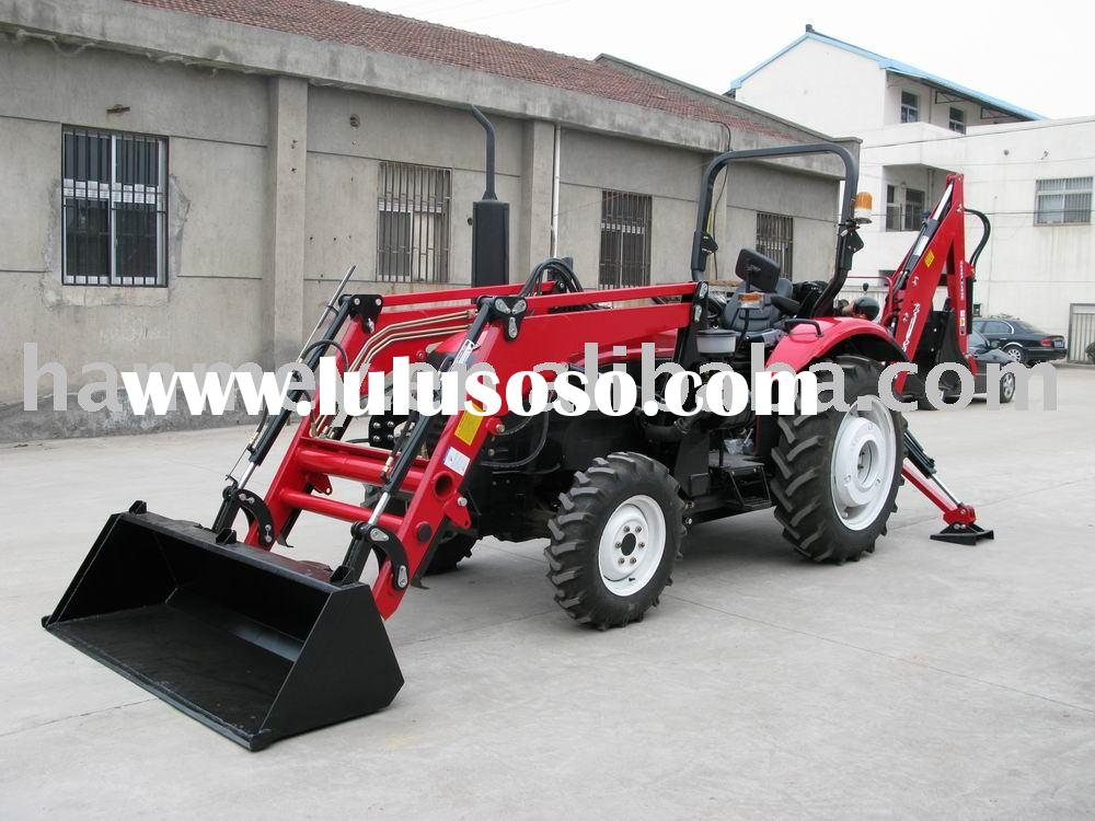 Front end loader for Foton tractor