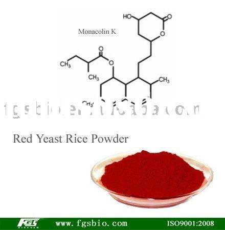 Funtional Red Yeast Rice Powder (food grade)