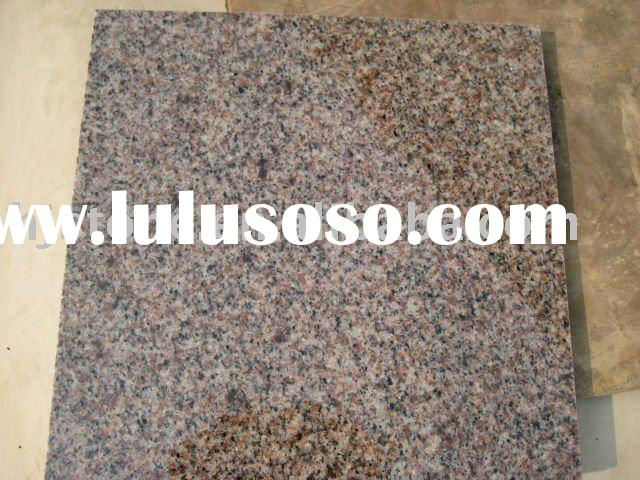 G354 Qilu red granite tile and slab