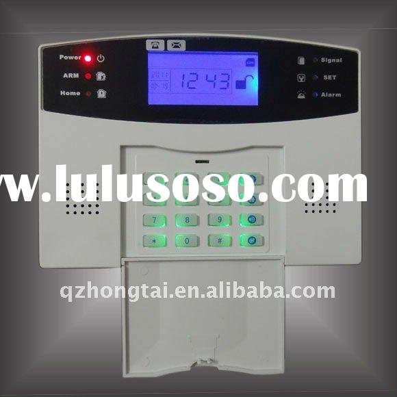GSM Alarm Wireless with Intercom and Voice Guide Operation