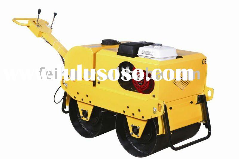 Gasoline Honda Double Drum Road Roller 600E