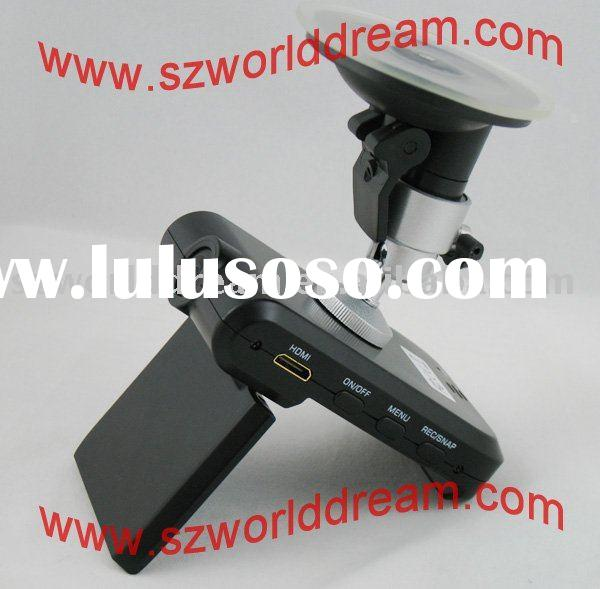 HD720P Vehicle DVR In Car Video Recorder