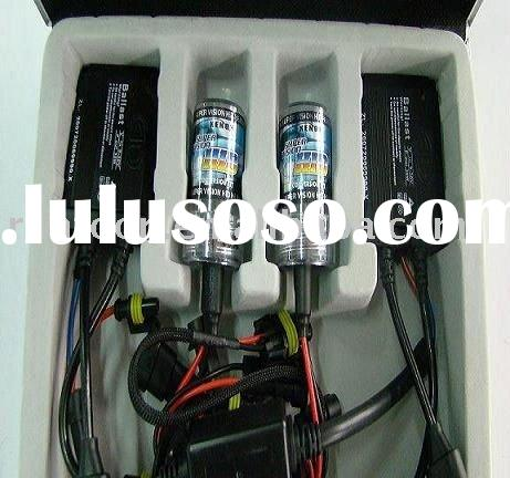 HOT!!! 35W 9-32V Single beam AC slim ballast Complete HID xenon kit