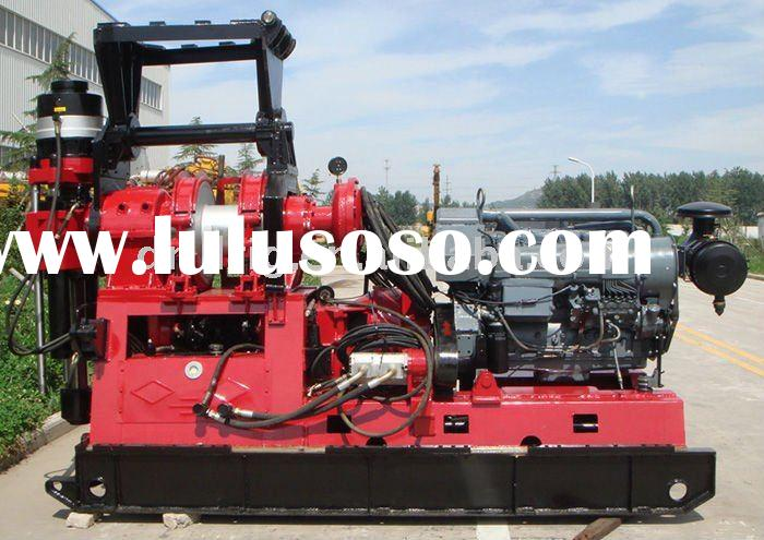 HXY-5T Diamond Core Drilling Rig (Max. drilling depth 1800m)
