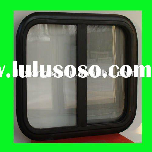 Highly Quality Aluminum Framing Profiles Motorhome Window