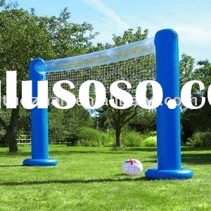 Inflatable VOLLEBALL NET,pvc inflatable volleyball net.inflatable pvc volleyball net