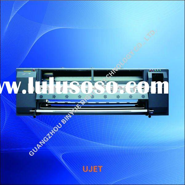 International Konica Large Format Solvent Printing Machine