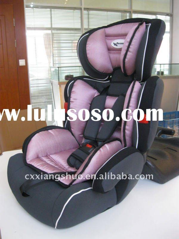 Kids safety chair Child car seat Baby car seat with ECER44/04 for lucky baby