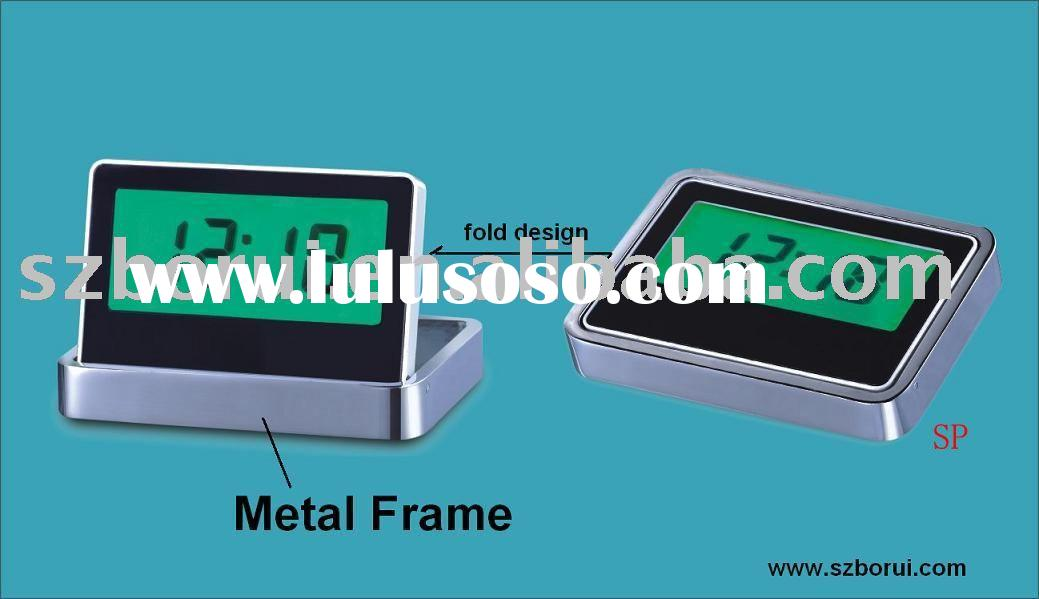 LCD clock, digital clock, digital countdown clock