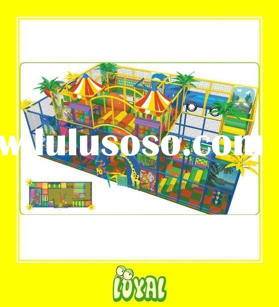 LOYAL BRAND used commercial playground equipment sale