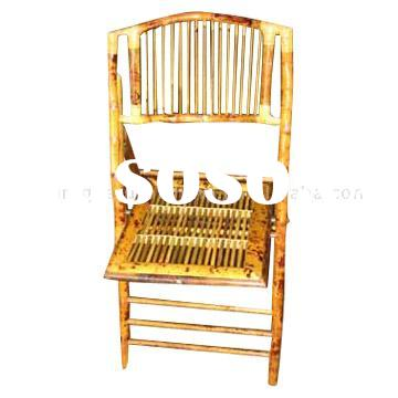 Leisure Bamboo Folding Chair