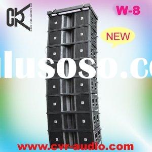 Line Array sound system concert speakers