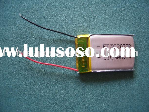 Lithium Polymer Battery(Lithium Battery,Blue tooth battery,Rechargeable Battery)