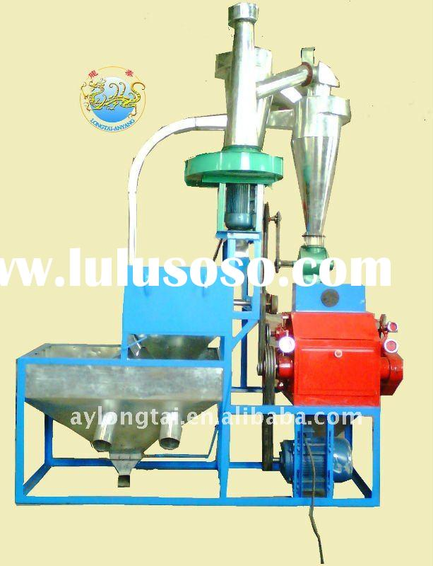 Longtai brand Automatic Small Combined Rice Mill Machine