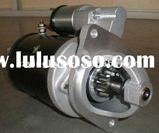 Lucas Starter 50-9200 (CS200), Used on Ford Tractors, New Holland Tractors