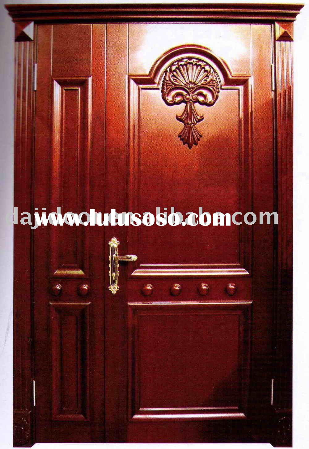 Home Main Doors Design DJ-
