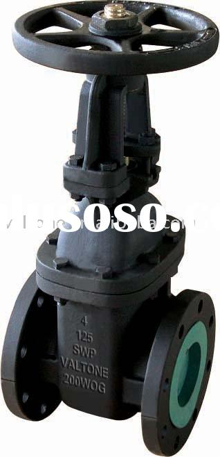 M01 cast iron gate valve OS&Y