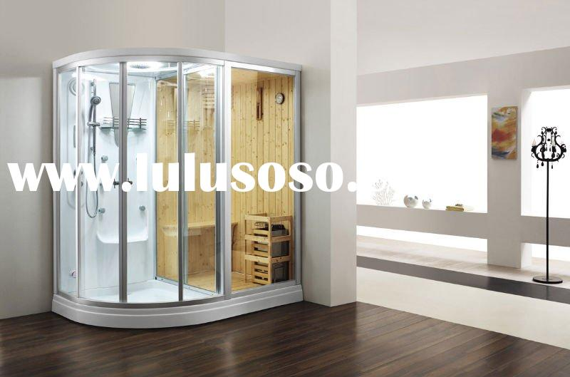 Monalisa conbined bathroom/steam Sauna cabin/shower enclosure suana room M-8251