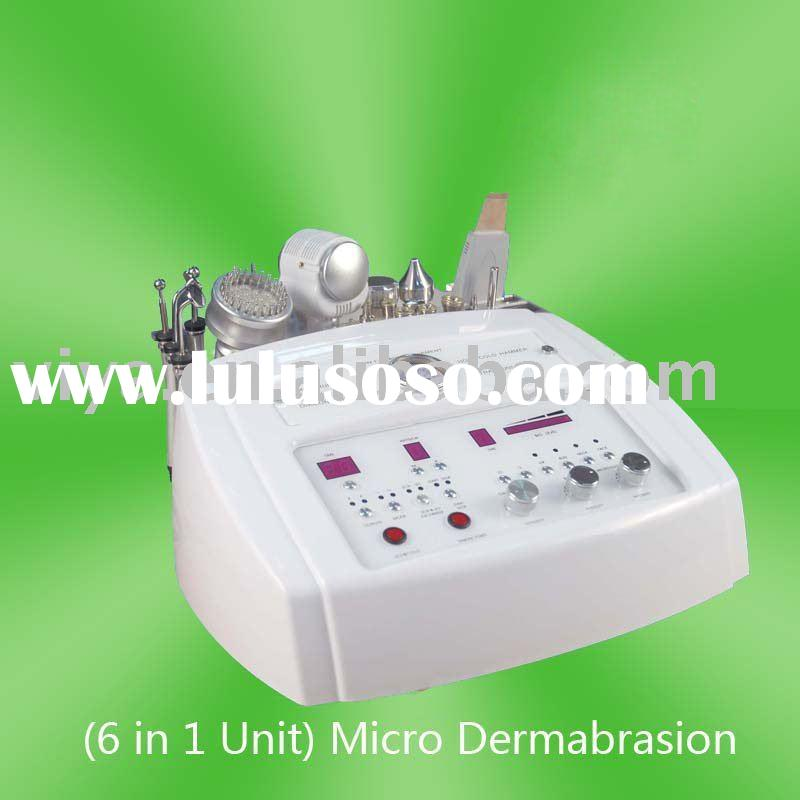 Multifunctional 6in1 dermabrasion skin care BIO Face Lift products machine