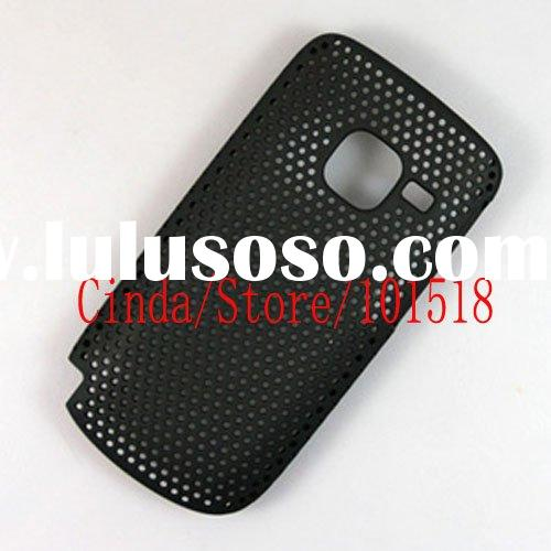 New Hole front and Back Cover Hard Case for NOKIA C3