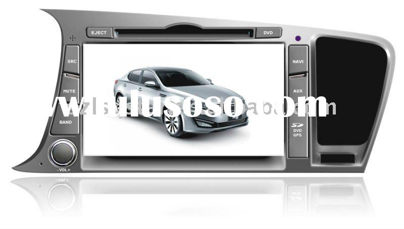 New Kia K5 car dvd player with GPS,Bluetooth,IPOD,USB,TV,Radio,6V-CDC,PIP,and Wheel Steering Control