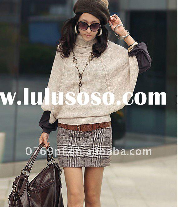 New fashion women knit sweater